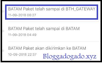 bth gateway