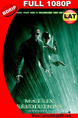 The Matrix Revolutions (2003) Latino HD BDRIP 1080P ()