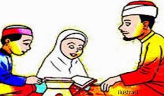 H-1 Idul Fitri, Insentif Guru Ngaji, Imam, Bilal, dan Marbot Belum Juga Dicairkan