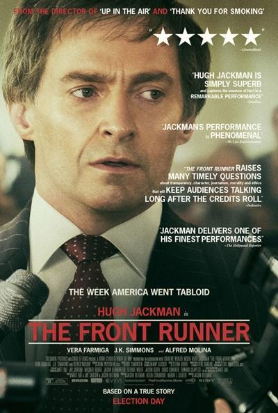 The Front Runner 2018 BRRip x265 1080 Dual Zippy