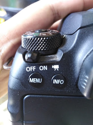 Canon 77D DSLR Pemula, Rasa Profesional