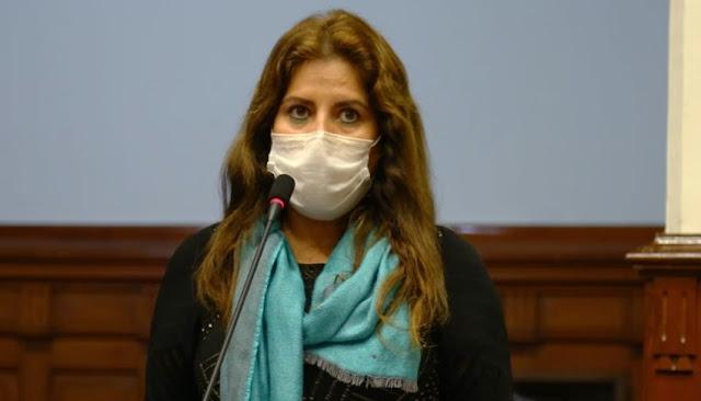 Carmen Omonte de APP Congreso