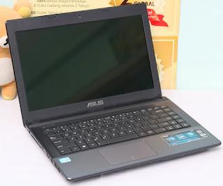 Jual Laptop Bekas Asus X45C
