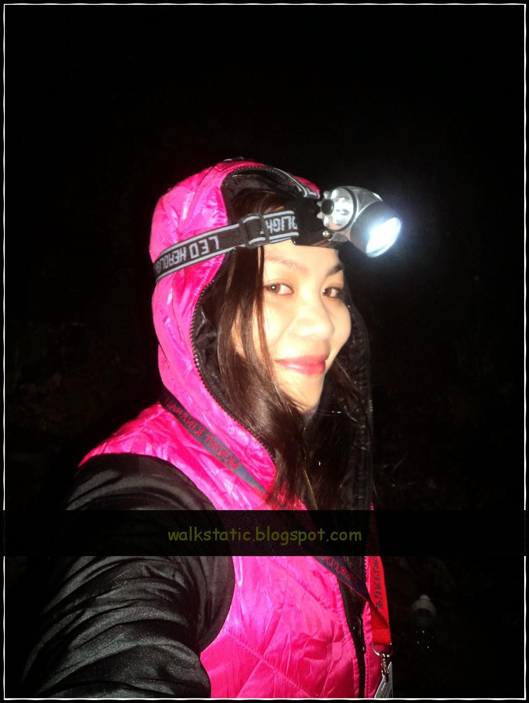 Ekspedisi Gunung Kinabalu 2015