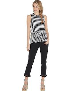 Model Celana Jeans Wanita Pompom Jeans