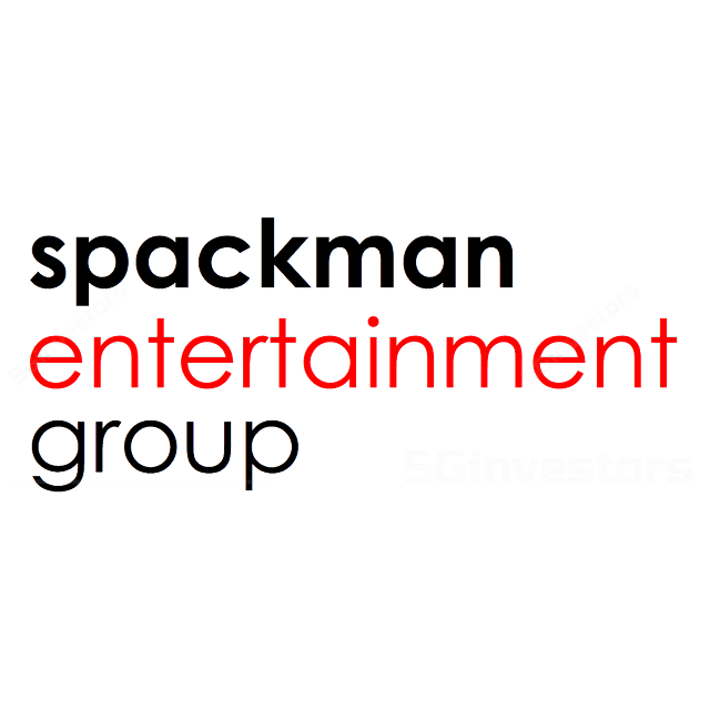 SPACKMAN ENTERTAINMENT GRP LTD (40E.SI) @ SG investors.io
