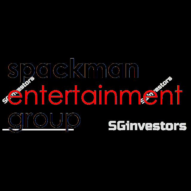 SPACKMAN ENTERTAINMENT GRP LTD (40E.SI) @ SG investors.io
