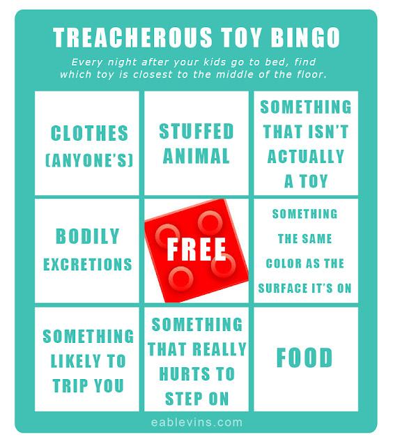 Toy Bingo