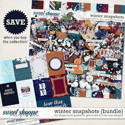 Winter Snapshots {Bundle}