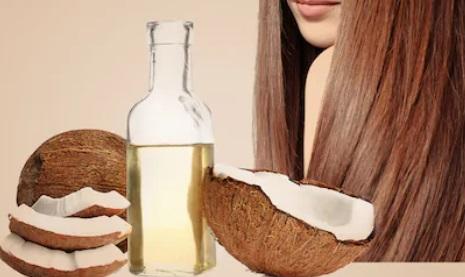 Hair Moisture Treatment of Coconut Oil