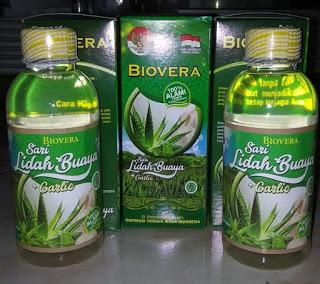 Herbal Biovera Lidah buaya