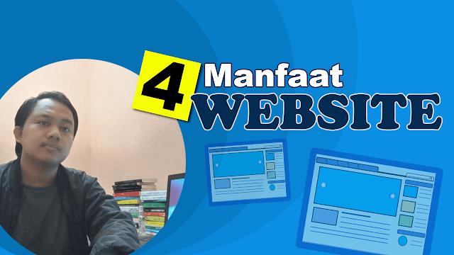 4 Manfaat Memiliki Website
