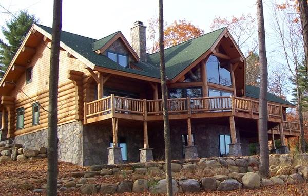 Nothin 39 sez somethin 39 heading off to the old hunting lodge for Adirondack home designs