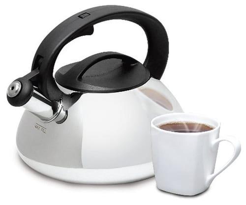 Mr. Coffee 74265.02 Harpwell 2 Quart Tea Kettle