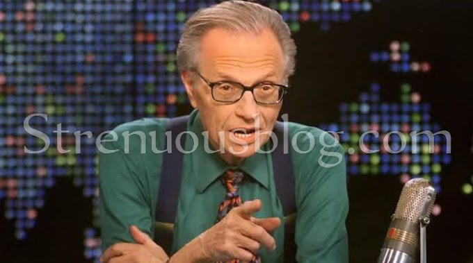 CNN Broadcaster Larry King dies age 87