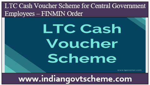 Cash Voucher Scheme