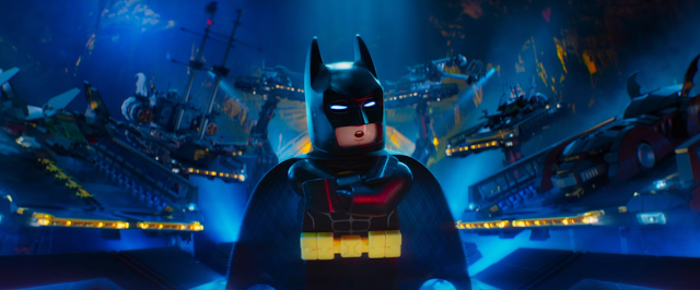 Watch: The LEGO Batman Movie Comic Con 2016 Trailer