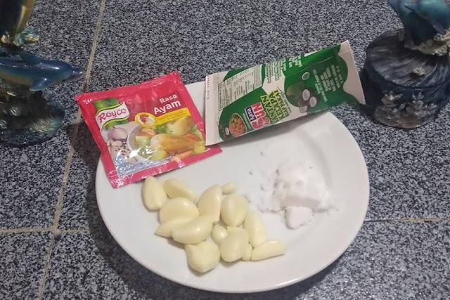 bumbu kacang bawang