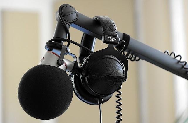 6. Microphone dan Headphone