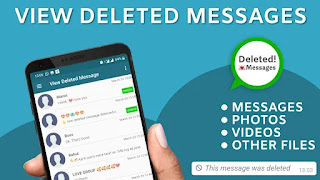 How To View deleted messages & photo recovery from whatsapp
