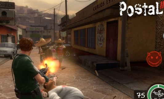 Postal Apk+Data Free on Android Game Download
