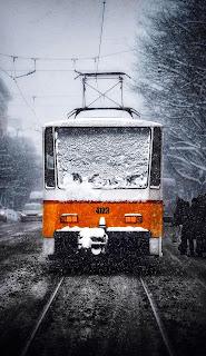 Train Mobile HD Wallpaper
