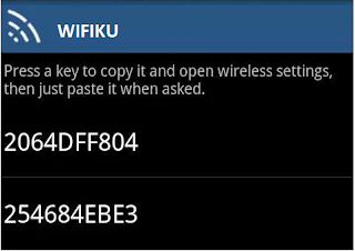 Aplikasi Cara Melihat Password Wifi