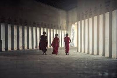 Odyssée chamanique et bouddhiste