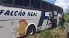 Ônibus da empresa Falcão Real quebra na BR-324 e deixa passageiros indignados, veja vídeo