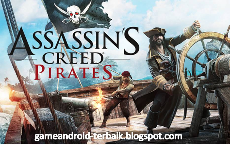 Game Android Terbaik Assassin's Creed Pirates