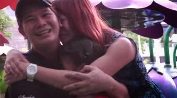 Viral video of OFW's reunion with family