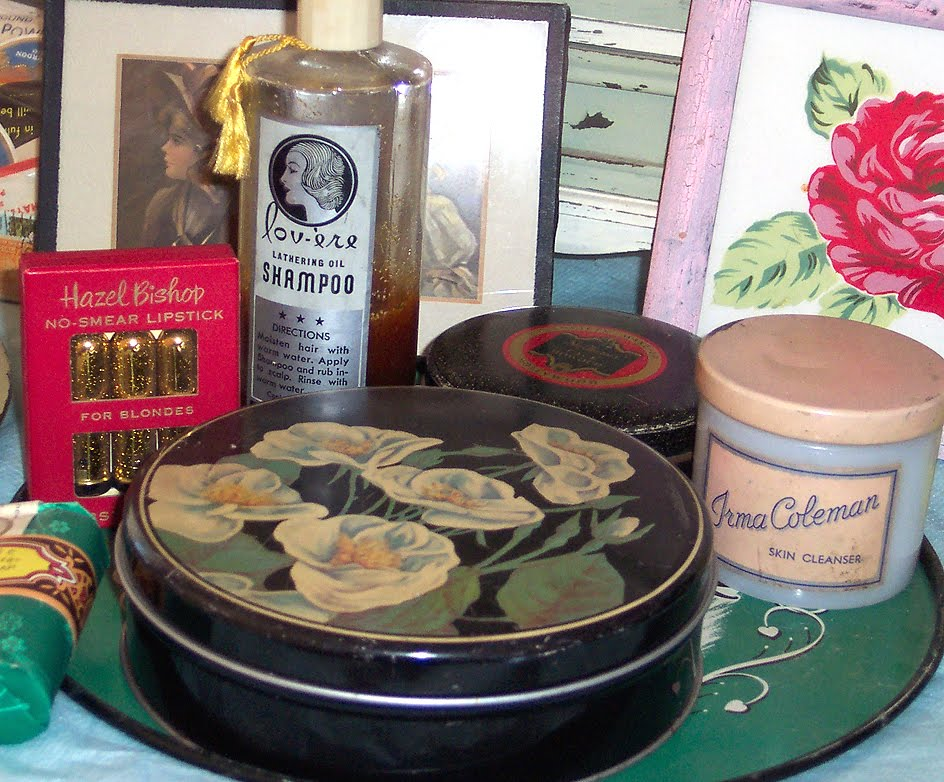 1950's Atomic Ranch House: Show Us Your Vintage Cosmetics ...