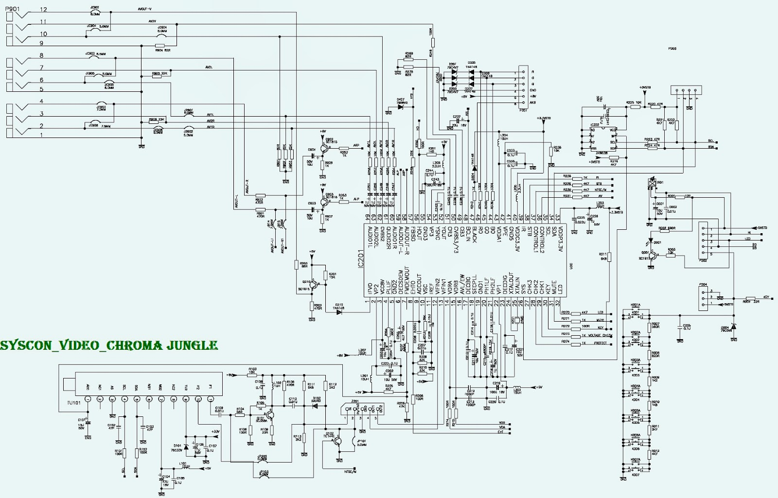 Tcl Circuit Diagram  Auto Electrical Wiring Diagram