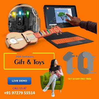 Toys N Gifts Retail, Wholesale business Management Billing, Barcoding, Accounting, Inventory Management Complete Software Speed Plus 9.0 Gofrugal Marg HDPOS Busy