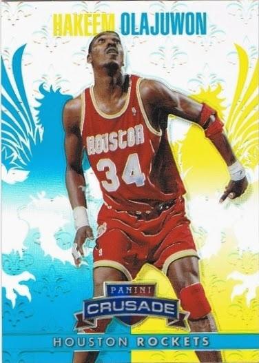 the latest 4dd3d 44c23 The Raz Card Blog: What eBay Hath Wrought 93: Olajuwon Crusade