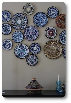 How to hang plates in 5 easy steps