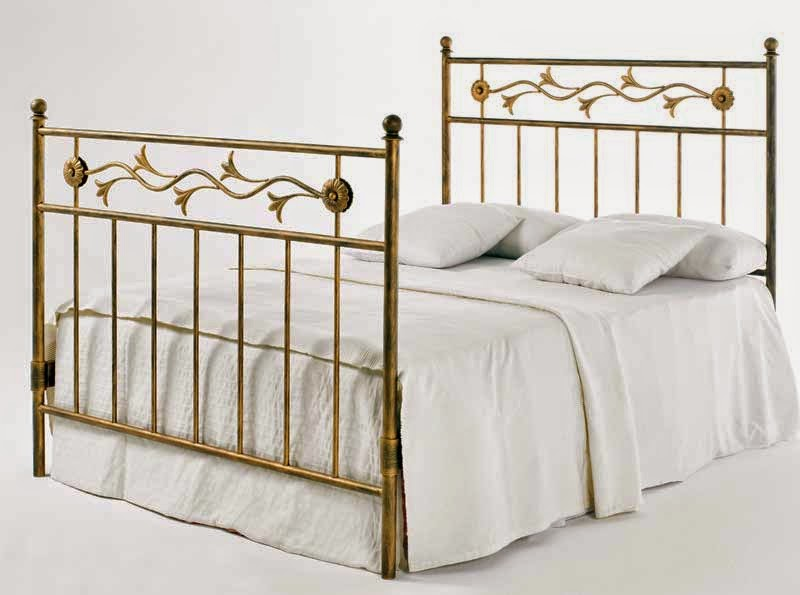 Cama de forja, cama dormitorio forja