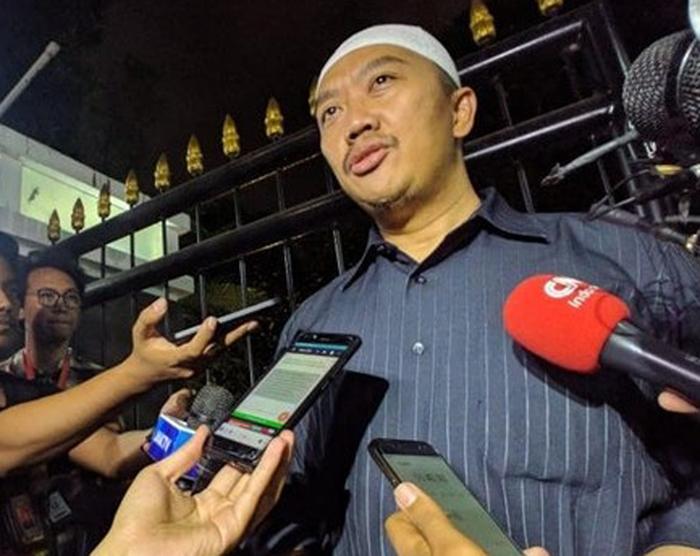 Ditetapkan Sebagai Tersangka KPK, Menpora Imam Berharap Tidak Ada Muatan Politis