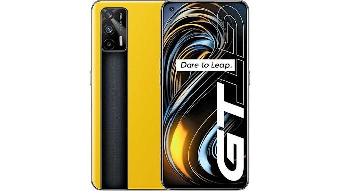 سعر ومواصفات هاتف Realme GT 5G