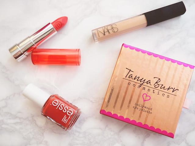 September Beauty Favourites Essie Nars Tanya Burr Essence