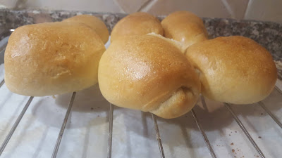 panini all'olio soffici con pasta madre