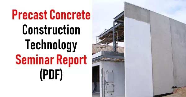 Precast Construction Technology