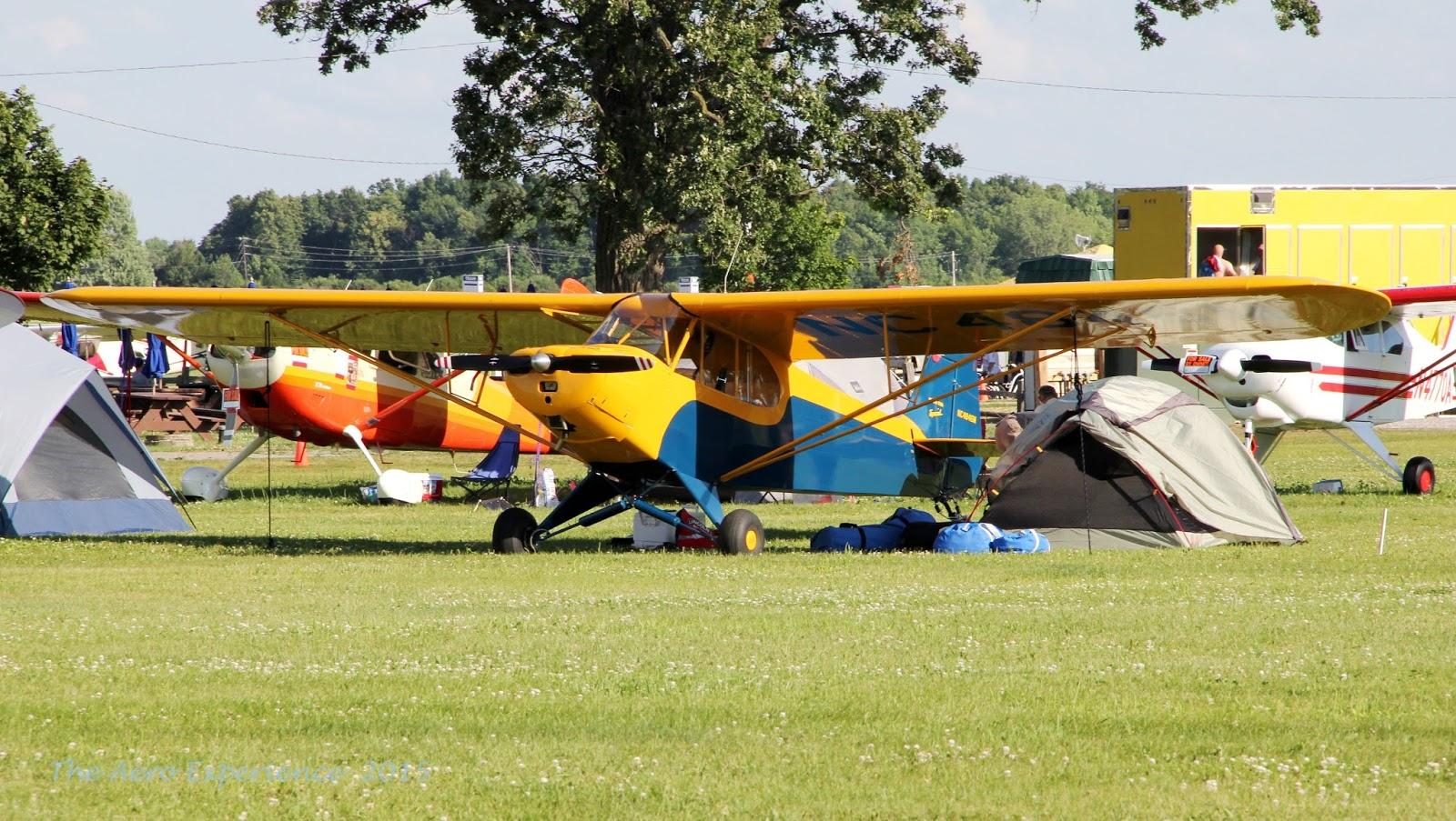The Aero Experience: EAA AirVenture Oshkosh 2015: Vintage