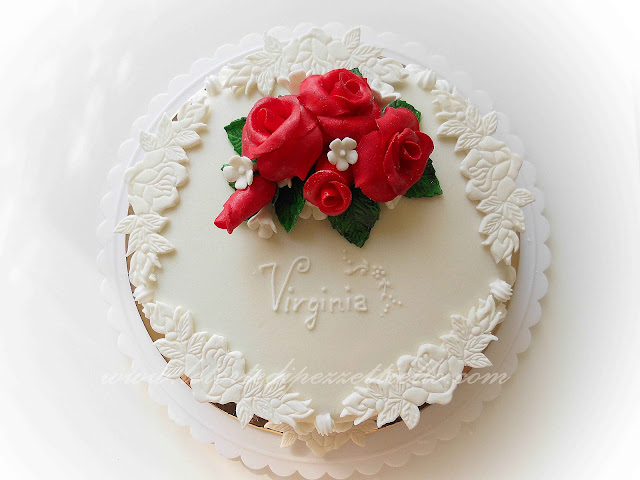 (PDZ-SAP) Torta Virginia
