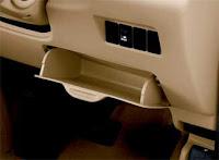Drivers Seat Panel Pocket