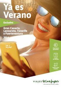 Catálogo de viajes ElcorteInglés Verano 2016 Islas