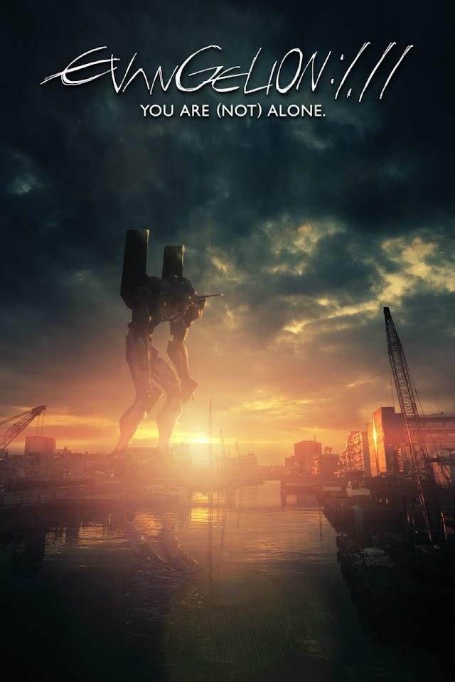 Evangelion 1.11 You Are Alone 2007 x264 720p WebHD Esub English Hindi Japanese THE GOPI SAHI