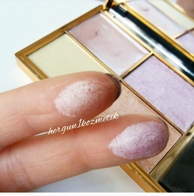 Sleek Highlighting Palette I Solstice