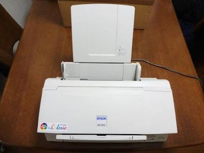 Epson Colorio PM-670Cドライバーダウンロード