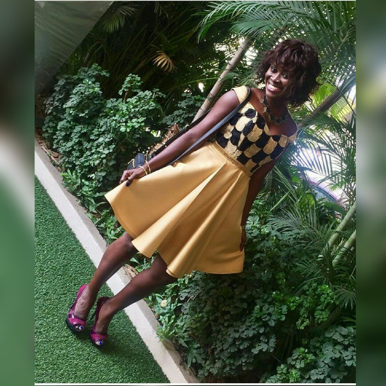 Stunning Women Crush Wednesday Kitenge Mix